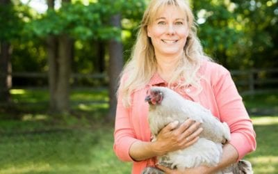 Meyer Hatchery Welcomes Lisa Steele!