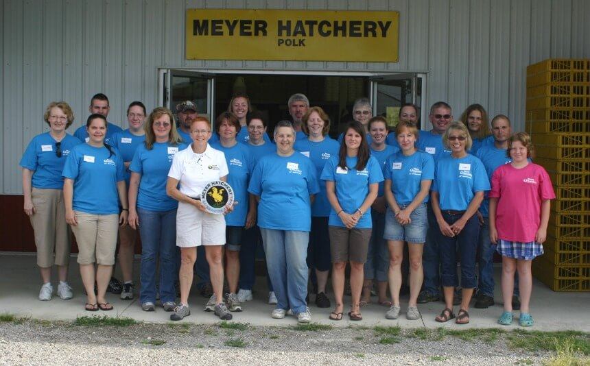 History of Meyer Hatchery, Vol 3