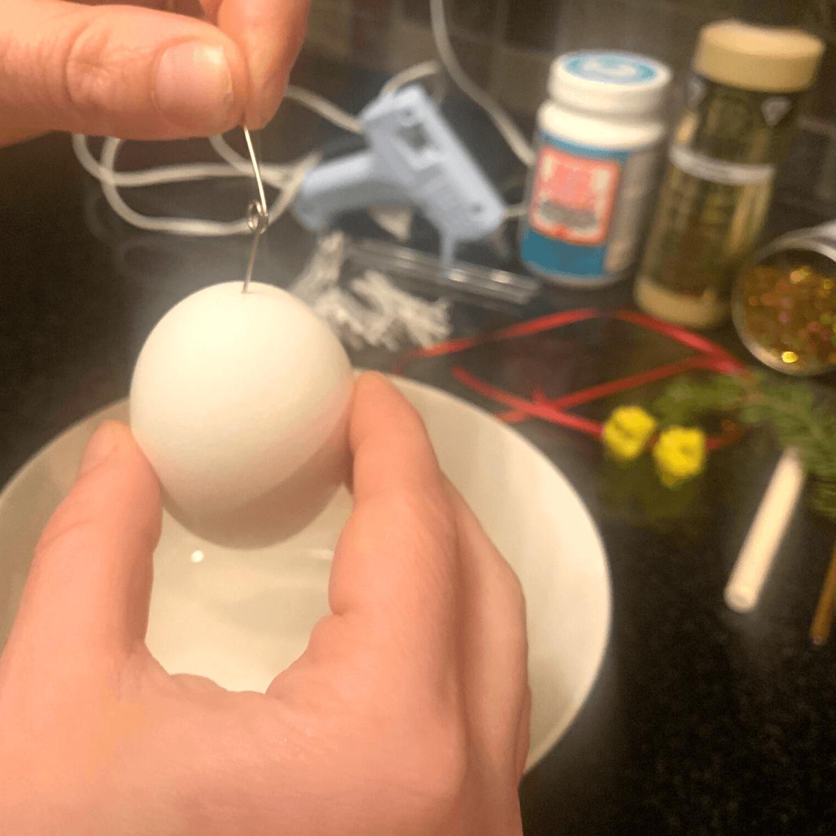 Chicken Themed Ornament Blog