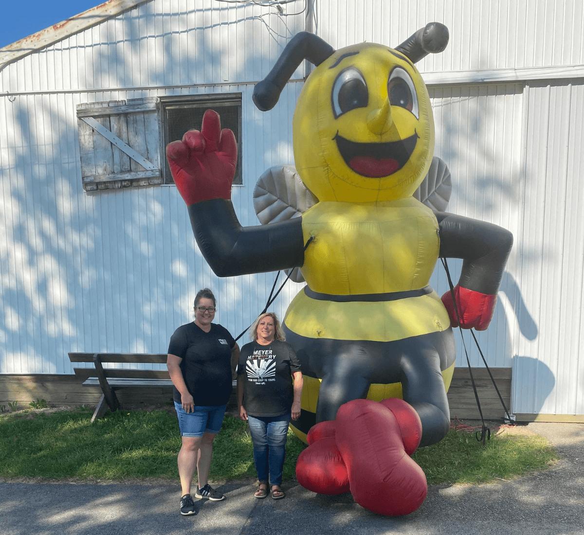 Beekeeping Show Blog